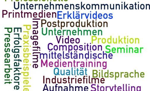 Neues Seminar in Frankfurt/Main über professionelle Unternehmenskommunikation per Printmedien und Video