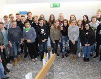 Schüler erkunden die Goldberg-Klinik Kelheim