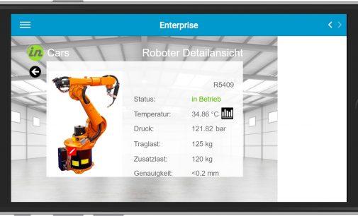 in-GmbH launcht neueste App-Version der IoT-Plattform sphinx open online V6.5 und gibt Ausblick auf V7