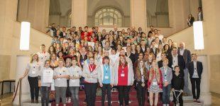 Startschuss beim Bundes-Schülerfirmen-Contest 2018
