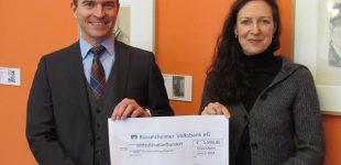 """Rüsselsheimer Volksbank – Spende: """"Im Schloss am Main"""""""