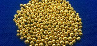 Hochreines Gold SJeva zum Beschichten