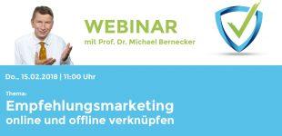 Empfehlungsmarketing – online und offline verknüpfen