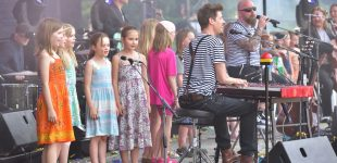 FEZ-Berlin und Deutsches Kinderhilfswerk mit dem Kindertags-OpenAir