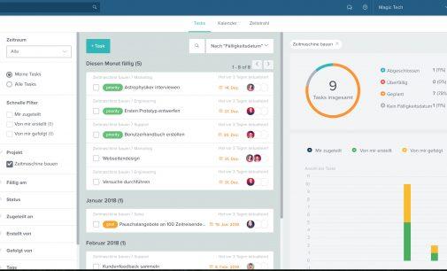 Taskworld entwickelt Public API-Schnittstelle zur Integration von Drittsystemen