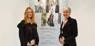 Wende erreicht: ALBA MODA wächst wieder