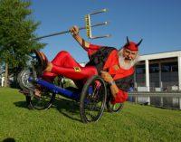 Zehn zum Zehnten: Tipps zum Radfahren in der närrischen Zeit
