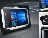 """Neues robustes Windows Tablet der """"Full Ruggedized"""" Schutzklasse für ATEX Zone 2"""