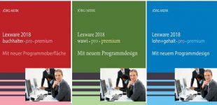 Lexware 2018 – neue Schulungsunterlagen