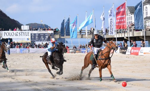 Internationale Arena Polo Masters Berlin 2018