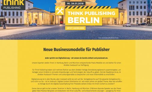 Neue Businessmodelle für Publisher