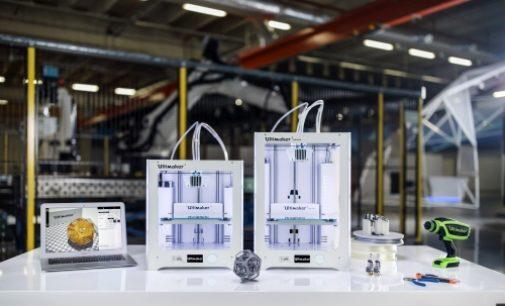 Bosch kündigt weltweite Investition in Ultimaker 3 Extended 3D-Drucker an