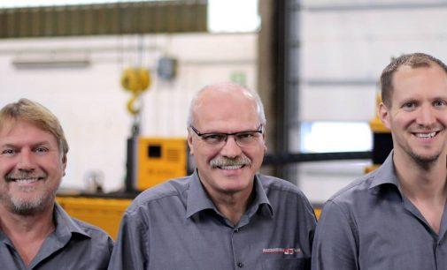 Maschinenbau Hahn: Life, Liberty und Pursuit of Happiness