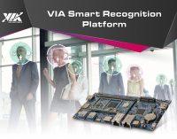 Embedded World 2018: VIA zeigt neue VIA Smart Recognition Plattform