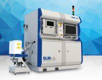 SLM Solutions präsentiert die SLM®280 2.0 für die additive Fertigung auf der TCT Asia 2018