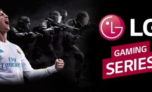 LG Gaming Series: LG Electronics wird Sponsor für eSport-Events