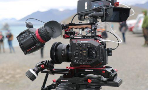 Panasonic AU-EVA1 Produktionskamera bekommt Firmware Upgrade