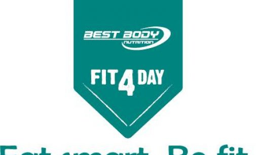 Best Body Nutrition launcht Premium Lifestylemarke Fit4Day