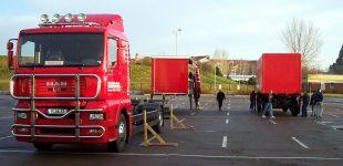 Berufskraftfahrer, ein Job mit Zukunft in Brandenburg!!