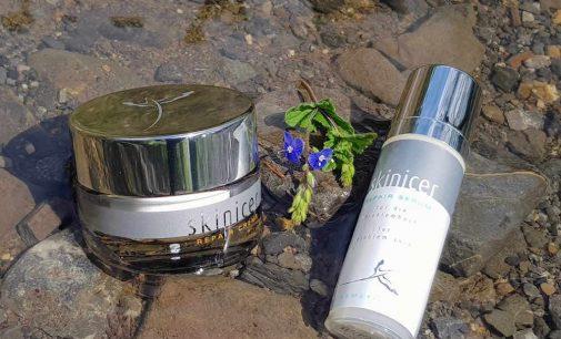 Hautpflege mit Algenextrakten der Spirulina platensis