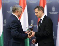 """Edelmann Hungary Packaging Zrt. erhält Preis als """"Investor des Monats"""""""
