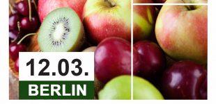 Obst für die Hauptstadt – Berlin, dein Obst kommt