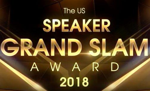 """""""US Grand Speaker Slam"""" in Los Angeles: Fünf deutsche Spitzenredner dabei"""