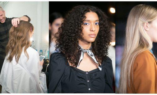 New York Fashion Week  Veronica Beard Herbst/Winter 2018 Präsentation