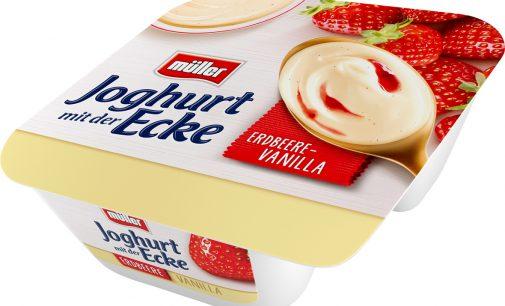 Joghurt mit der Ecke Vanilla: Der Gipfel des feinen Geschmacks