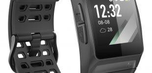 newgen medicals GPS-Sportuhr, SW-250.hr Bluetooth