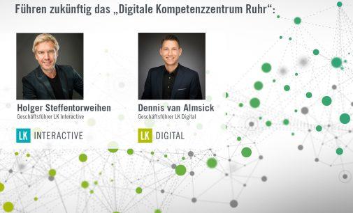 """LK gründet """"Digitales Kompetenzzentrum Ruhr"""" in Essen"""