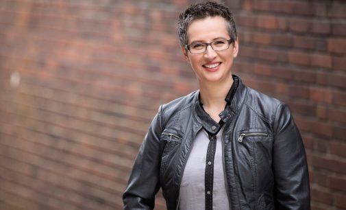IHK-Aktionstag Weiterbildung in Darmstadt: Suzana Muzic mit Vortrag vor Ort