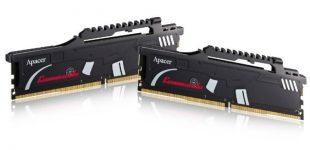 Apacer bringt die Next-Gen Commando DDR4 Gaming Speichermodule auf den Markt