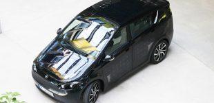 Sono Motors präsentiert den Sion beim BEE-Neujahrsempfang 2018