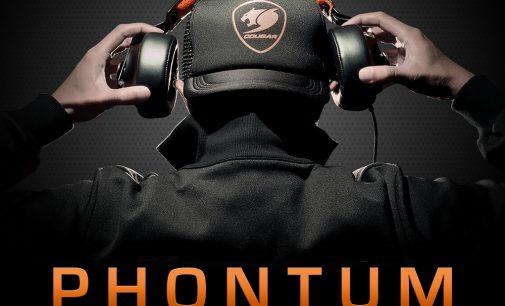 Jetzt bei Caseking – Das Cougar Phontum Gaming Headset mit HiFi-Features und perfekter Ergonomie.