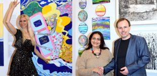 Kurator Heinz Playner präsentiert Neue Kunstausstellung im MAMAG Museum