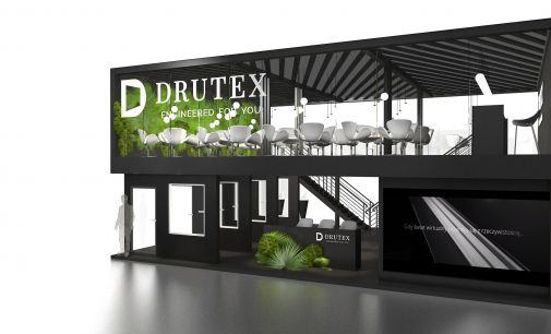 DRUTEX stellt auf FENSTERBAU FRONTALE aus