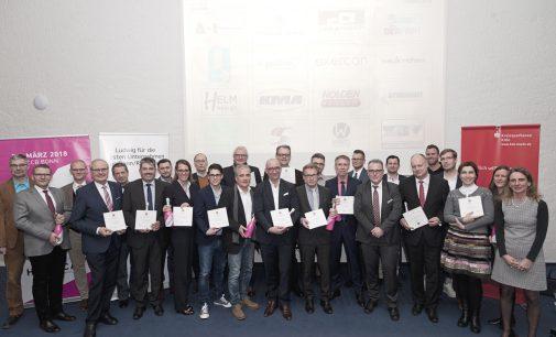 """16 Mittelständler wetteifern um den """"Ludwig 2018"""""""