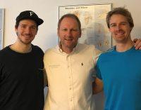 Die Osteopathie hat mir schon immer sehr geholfen / Interview mit den Skirennläufern Felix Neureuther & Stefan Luitz und Osteopath Martin Auracher