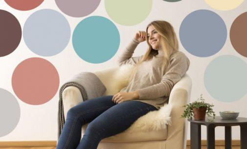 Neue ökologische Profi-Lehmfarbe von AURO – Harmonische Farbwirkung mit gutem Wohnklima