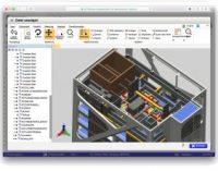 AWARO mit integriertem 3D-CAD-Viewer