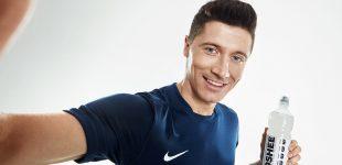 Robert Lewandowski wird zum Gesicht der Marke OSHEE