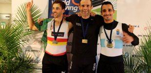 Matthias Schömann-Finck gewinnt Ergometer-Weltmeisterschaft