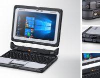 Panasonic kündigt neue Generation des robusten Detachables TOUGHBOOK CF-20 an