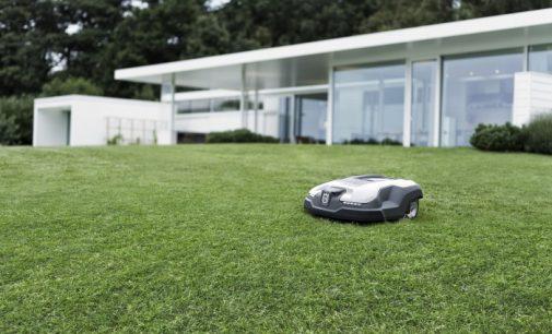 Neuer Rasenroboter von Husqvarna: Automower 315 X