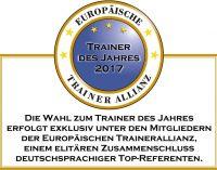 """Personifizierte Zielerreichung: Norman Gräter ist """"Trainer des Jahres 2017"""""""