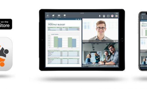 Neue iOS App für sichere Videokonferenz-Meetings von Tixeo