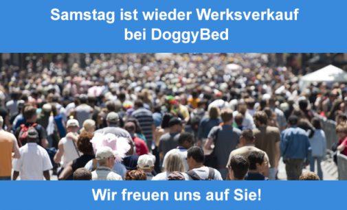 WERKSVERKAUF – orthopädische Hundebetten vom Hersteller