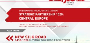 "Internationales Eisenbahnforum ""1520 Strategic Partnership"" findet vom 20.-22. Februar in Wien statt"