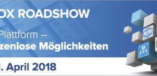 Moderne Planungslösungen für die digitale Transformation – Live auf der Jedox Roadshow 2018